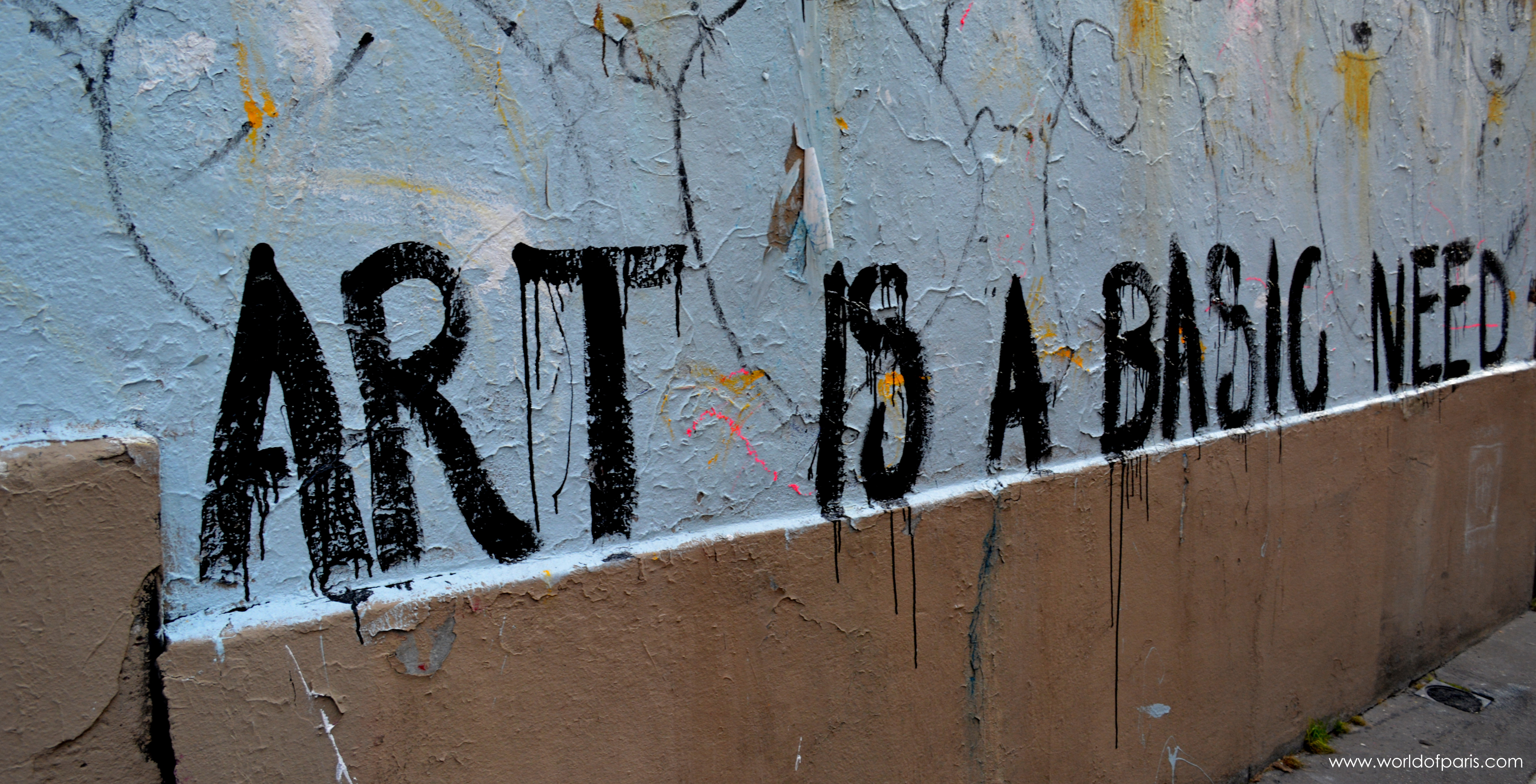 art is a basic need mary heather noble